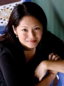 Darien Gee, author of The Friendship Bread