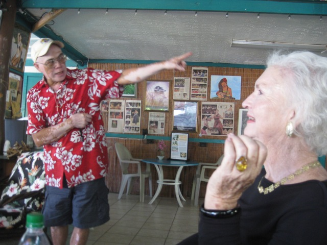 Judith Kirkendall, Leslie Lang, Writer, Journalist, Author, Family History, Personal History, Memoir, Hawaii, Big Island, Talk Story Press, Editor, Editing
